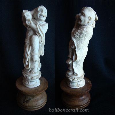 Sculpture-Budha-Monkey