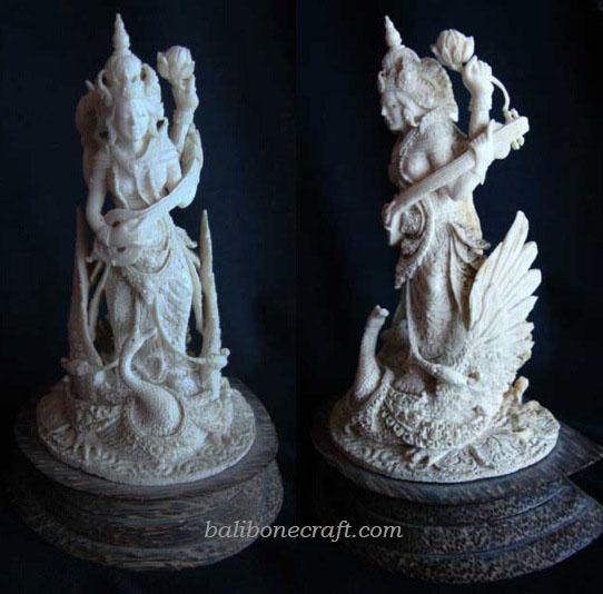 Sculpture-Sarasvati