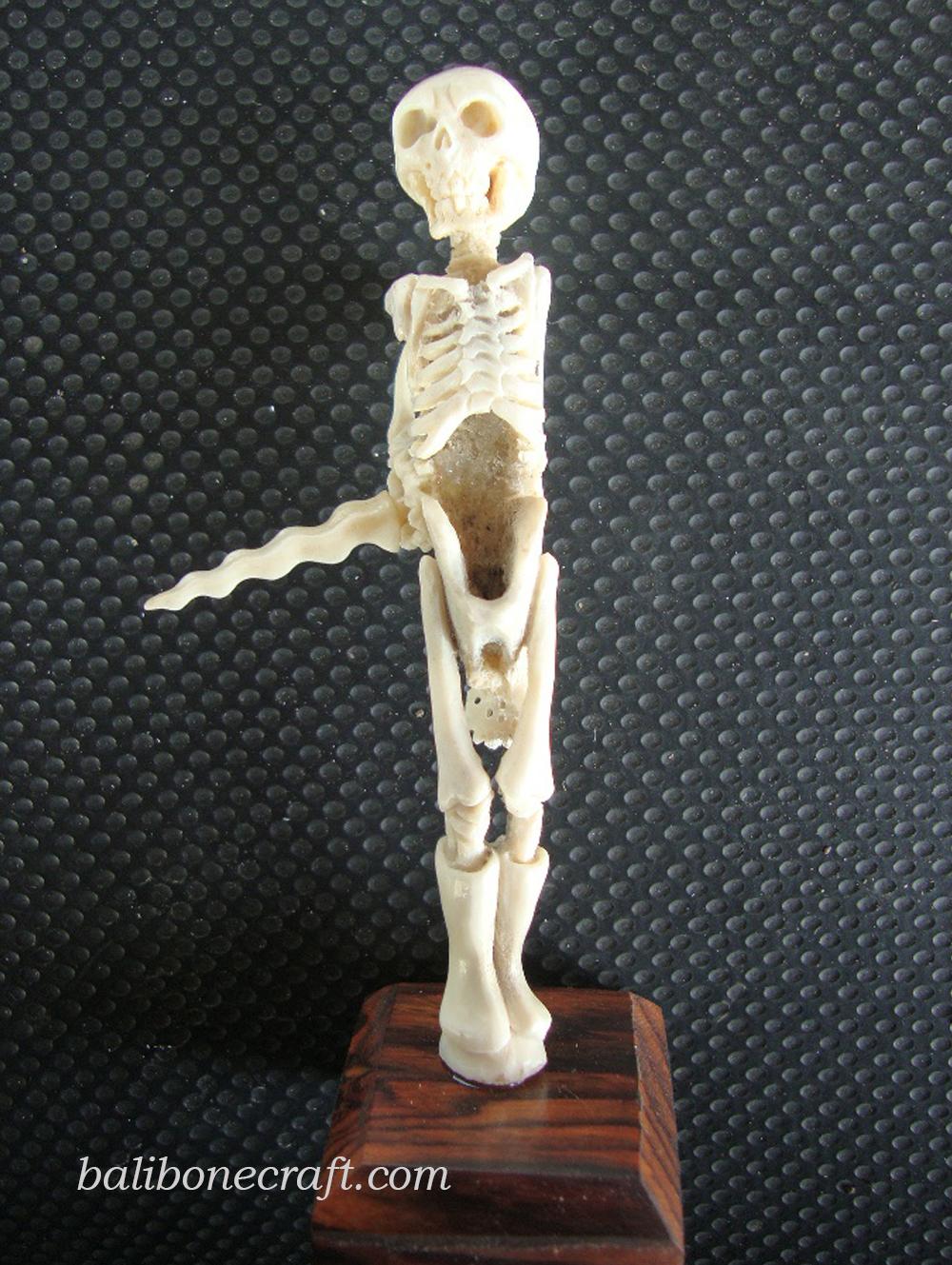 skull with knife II
